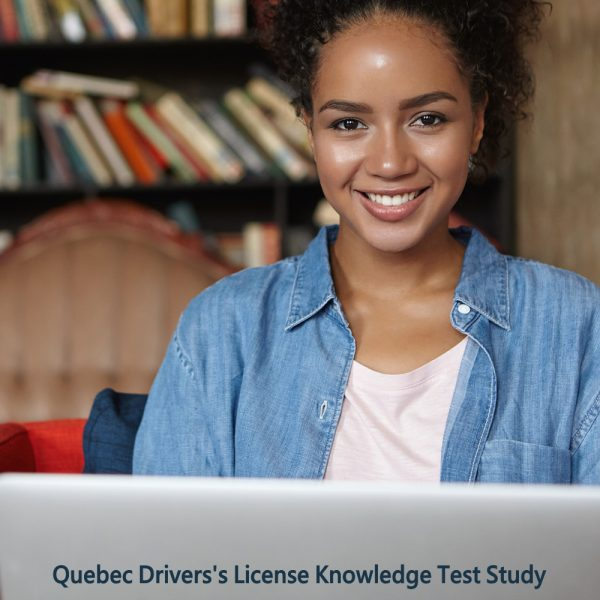 Quebec Drivers's License Knowledge Test Study
